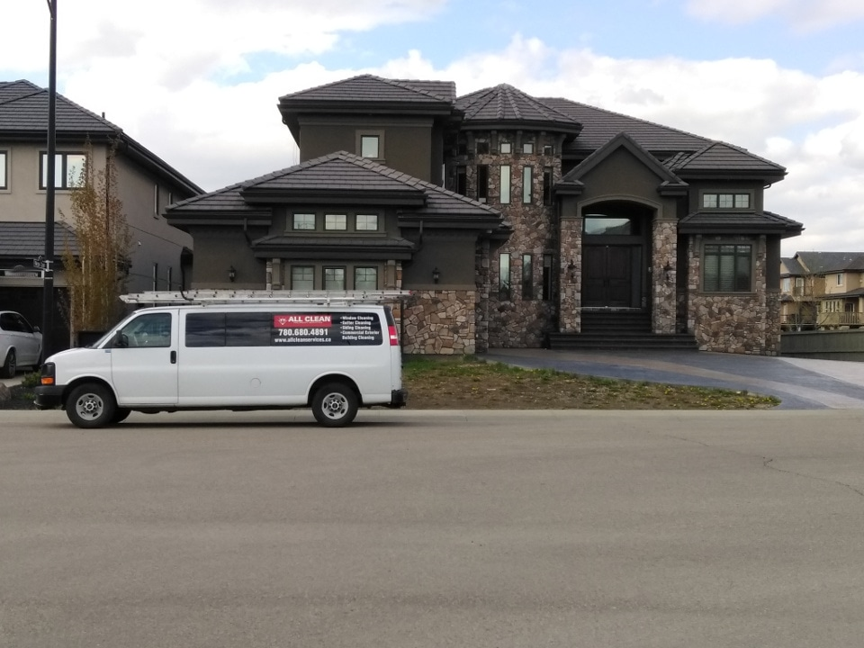 How Much Does Window Cleaning Cost In Edmonton